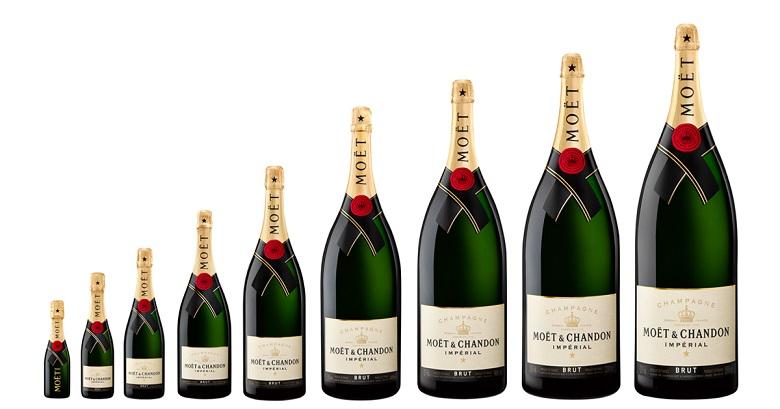 Flaschengrößen-von-Champagner
