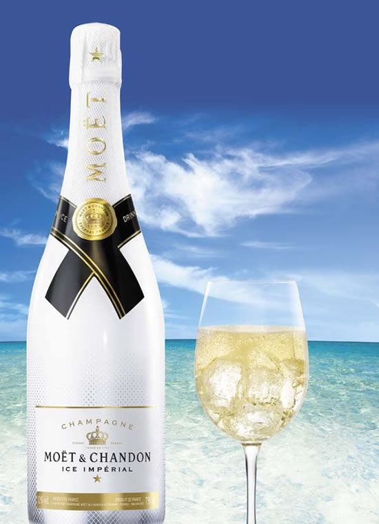 Moët & Chandon ICE Impérial Test