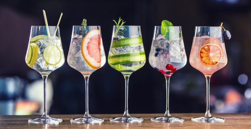Gin-lagern-anfänger