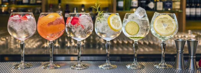 Gin&Tonic-Mischverhältnis