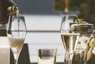 Champagner-gesundheit